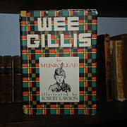 Wee Gillis 1938 in DJ Munro Leaf & Robert Lawson