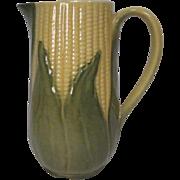 Shawnee Pottery Tall Pitcher #75 - Corn King
