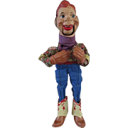 Howdy Doody Marionette - Peter Puppet Plaything, Inc - 1950's