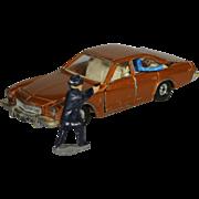 Vintage Corgi Kojak Buick Regal