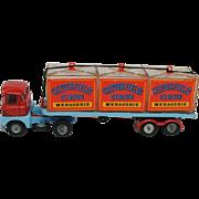 Corgi Chipperfields Circus Menagerie Tractor Trailer