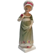 Royal Doulton figurine Kate Greenway series Ruth HN 2799