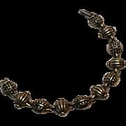 Monet sterling silver bracelet 42.3 gms