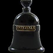 REDUCED XMAS Bells Molinard Grasse Paris Perfume Bottle Rare Variation Herrera S en C. Habana