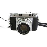 REDUCED Voigtlander Prominent 35mm Rangefinder with Ultron 1.2/50 Lens