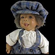 REDUCED Jeckle Jansen Original 1992 Issue German Doll Christian