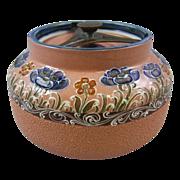 Moorcroft Macintyre Florian Ware Tobacco Jar