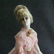 1920/30 Half Doll Lamp