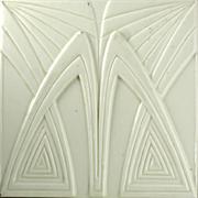 c.1910 Boizenburg German Modernist Tile