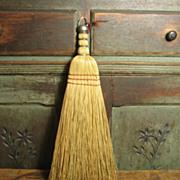 Grandma's Unusually Extra Long Vintage Whisk Broom