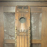 SOLD Unique Old UKELIN Stringed Musical Instrument – Great Display Piece