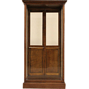 Oak 1890's Antique Medical Sterilizer or Large Display Cabinet