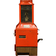 Bus or Streetcar 1920's Coin Collector, Counting Bank