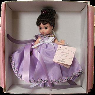 Madame Alexander 2001 Bridesmaid Doll in Box Style 32035