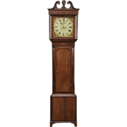 English Watson of Blackburn Antique 1820 Tall or Long Case Grandfather Clock