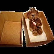 SALE Vintage Schuco Miniature Teddy Bear ~ Berlin ~ Ambassador Bear New York City Public ...