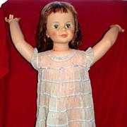 SOLD Vintage Nannette Shirley Temple brand toddler dress - sz 3 - PlayPal size!