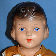 SALE 1930's Composition Snow White Type Doll
