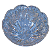 "SALE Stunning Waterford 10-1/2"" Crystal Bowl in Original Box"