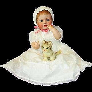 "SALE Outstanding Antique German Bisque 16"" Kestner Character Doll Mold # 247 ""Baby Jean"""