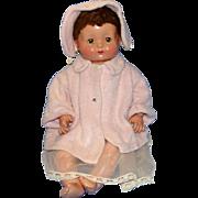 "20"" 1939 Effanbee ""Sweetie Pie"" Baby Doll"