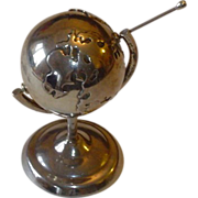 Sterling Mexico Mexican Globe with Chimes