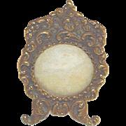 SOLD Vintage Frame for Doll