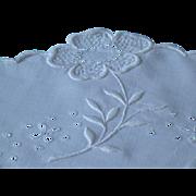 Vintage Linen Centerpiece