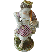 Antique German Figurine