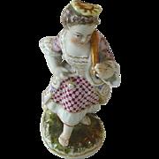 Antique German Figurine