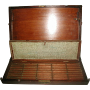 Easel Art Box Combination 19th Century England Ingenious