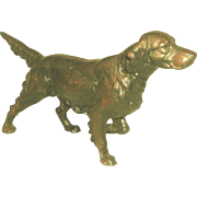 English Copper Setter 19th Century Cast