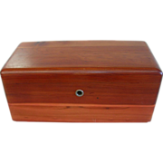 Vintage Lane Mini Cedar Chest
