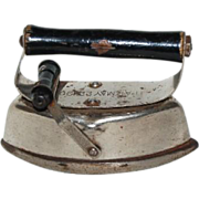 Children's Iron Dated May 22, 1900