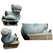 """1920's Snow Baby Girl Marked """" Made in Japan"""""""