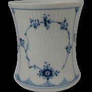 SALE Vintage Royal Copenhagen 3 3/4 Vase / Cup / Cigarette Holder #2157