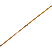 SALE Antique Stephens & Co. No. 44 1/2 Boxwood Folding Ruler 2 ft Long