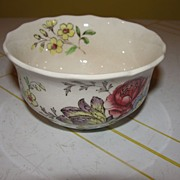 "Spode ""Gainsborough"" (Marlborough) Small Open Sugar Bowl"