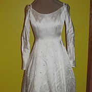 SOLD Fit for a Princess fairy Tale Wedding Dress