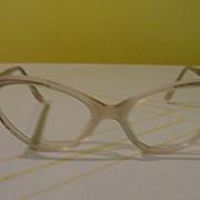 French Feline 50's Cat-eyes Glass frames