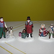 Dept 56 Dickens Village Vision of Christmas Past #56-58173