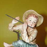 Lefton ''Tom Sawyer'' Figure KW845