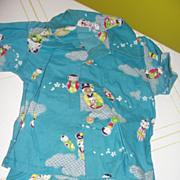 Young Hawaiian Child's Short set - b129