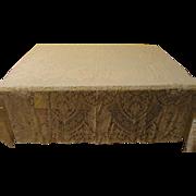 Ecru Lace Tablecloth - L1