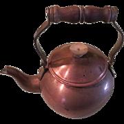 Tagus copper Tea Kettle - b62