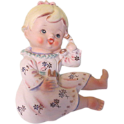 Call Me Baby on Phone Wall Plaque - b60