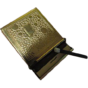 Hold-a-lite Matchbook Cover - b63
