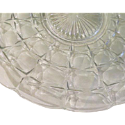 Indian Glass Constellation #300 Platter - G