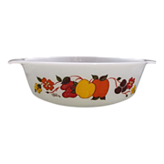 REDUCED Hildi Fruit Fire-King Casserole 1 1/2 Qt