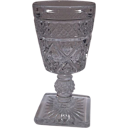REDUCED Imperial Cape Cod Cordial Glass Stem